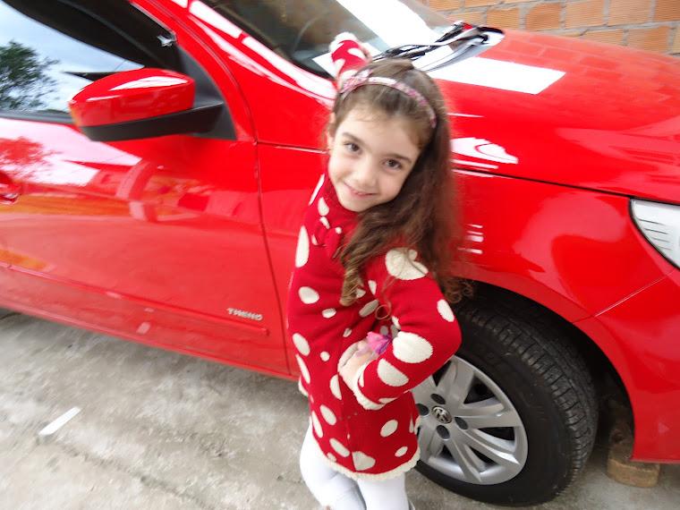Minha pequena Nicoly