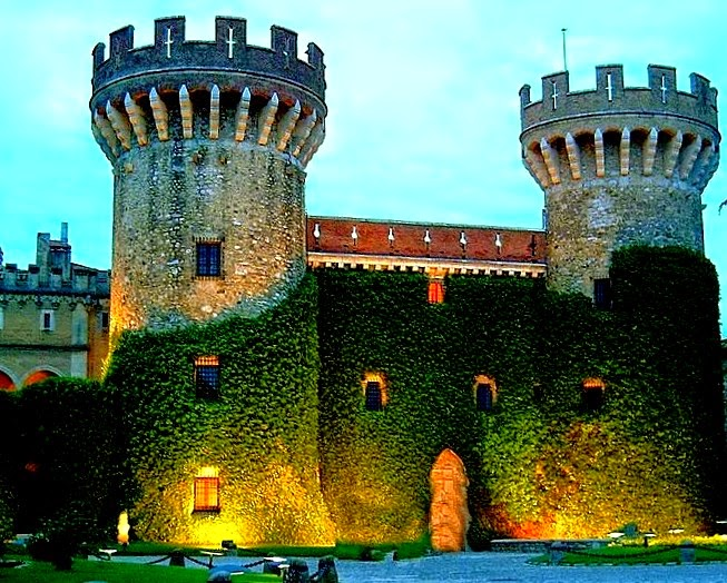 Castillo de Peralada-Gerona