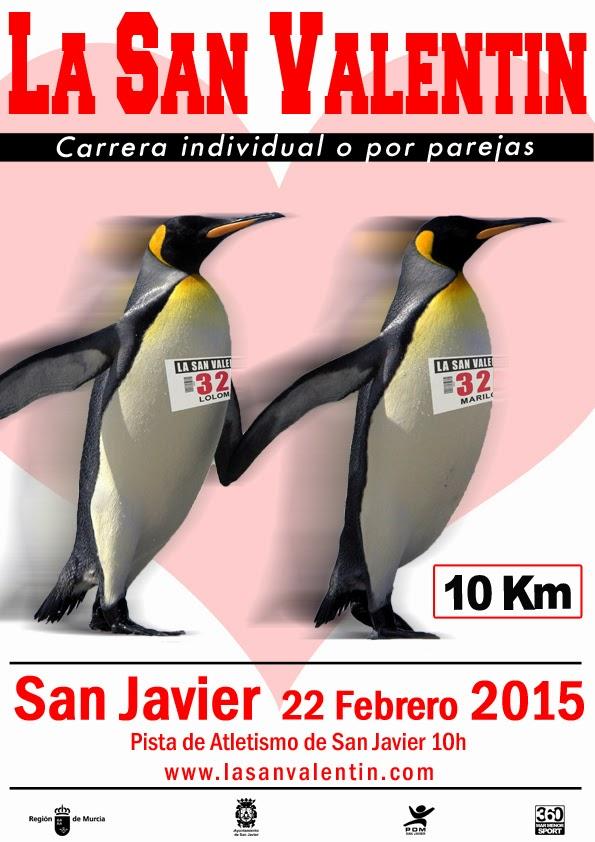 La San Valentín 2015