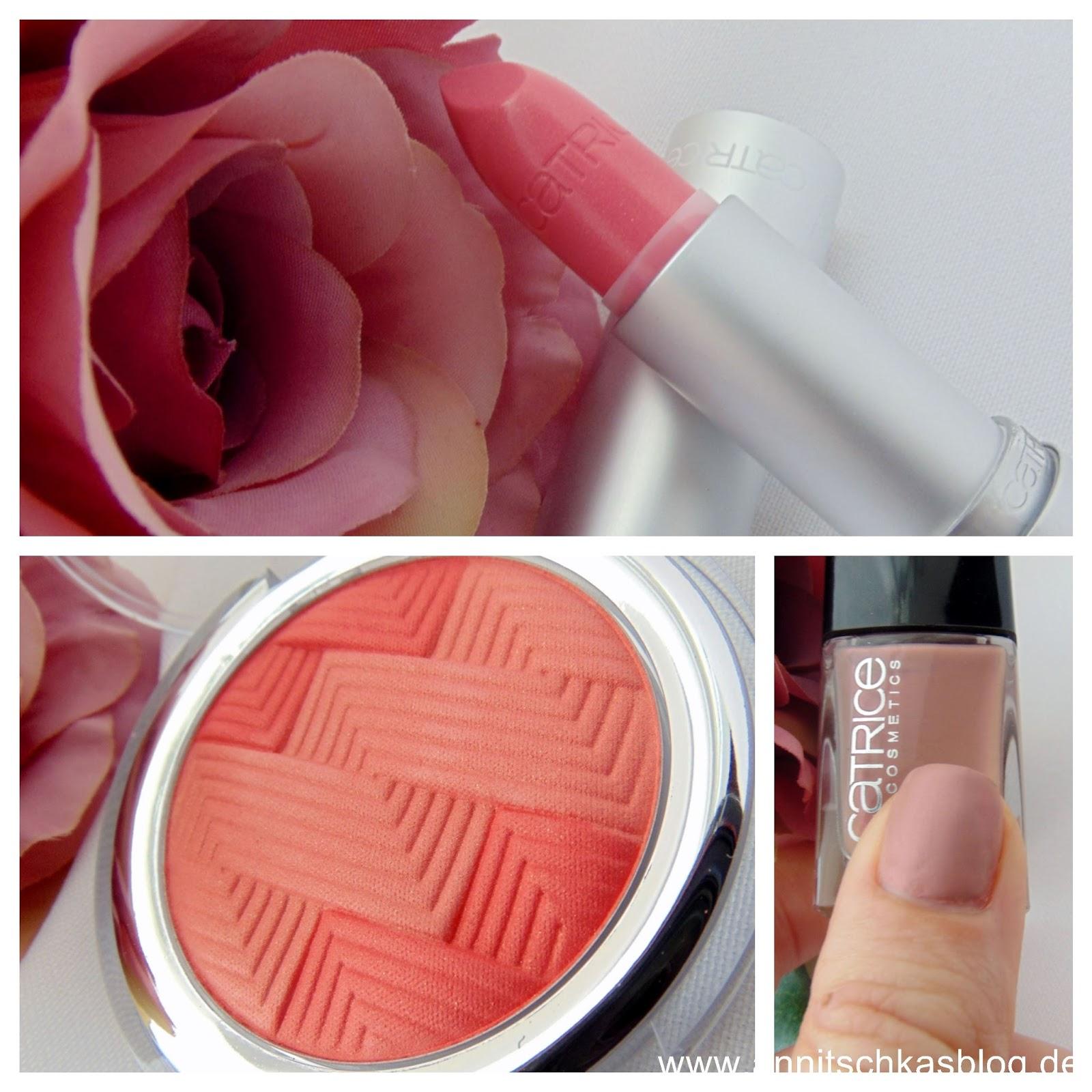 Catrice - Blush, Nagellack & Lippenstift | Annitschkas Blog