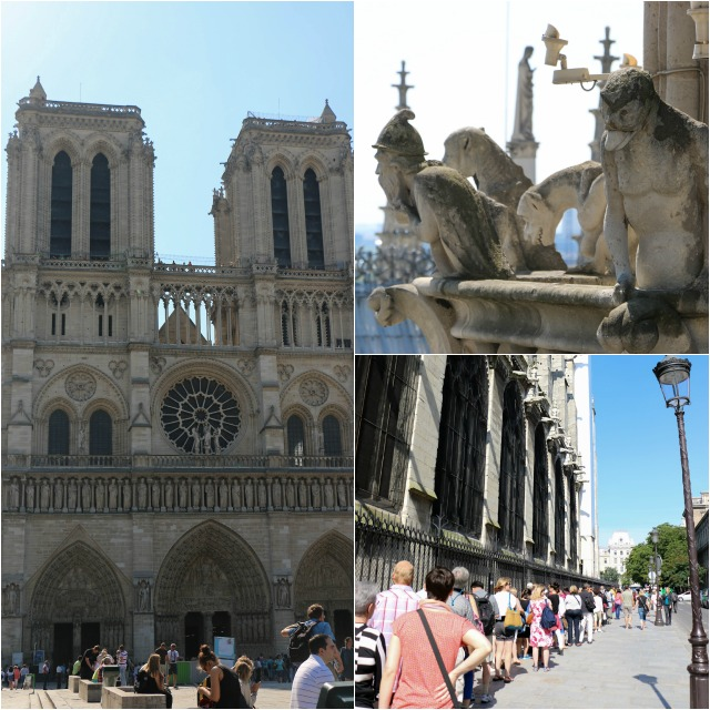 mit Kindern in Paris - Notre Dame - Ein Abenteuer aus der Sicht einer Mutter Teil 4