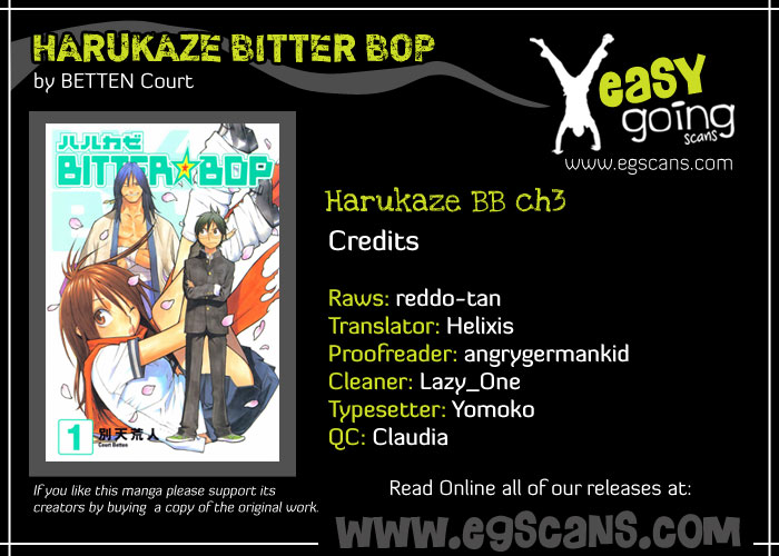 Harukaze Bitter Bop - Chapter 3