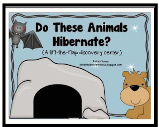 https://www.teacherspayteachers.com/Product/Do-these-Animals-Hibernate-A-lift-the-flap-discovery-center-1081148