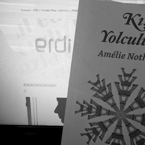Bir Kitap: Kış Yolculuğu