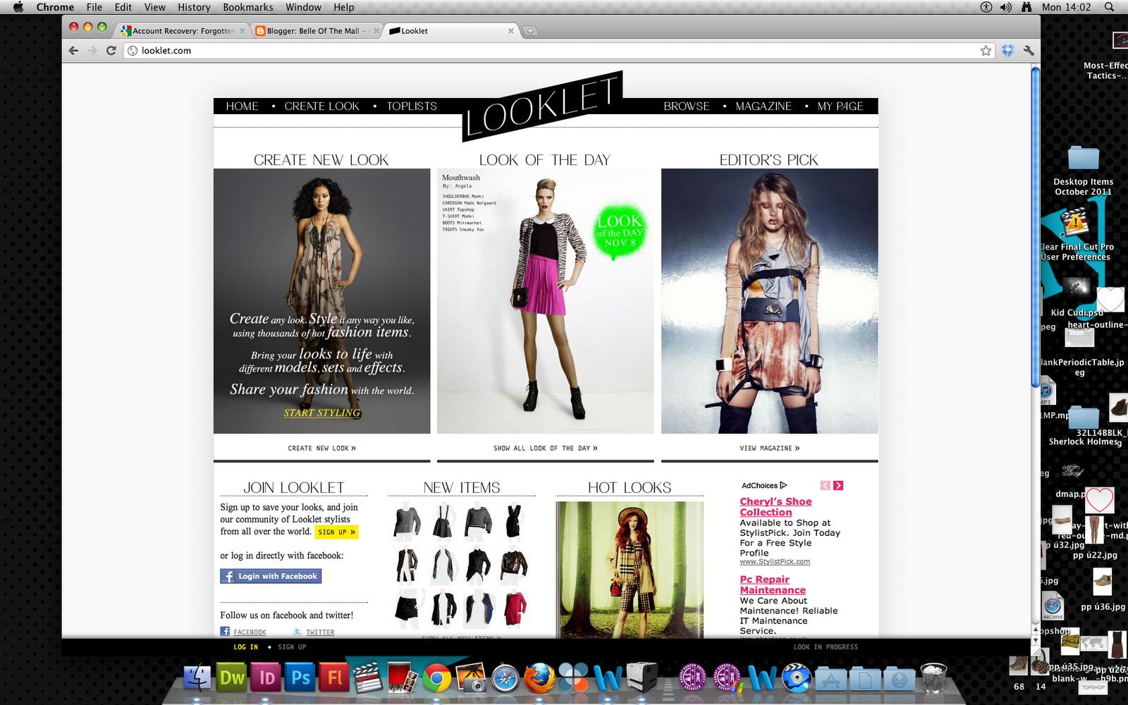 List of fashion items 25
