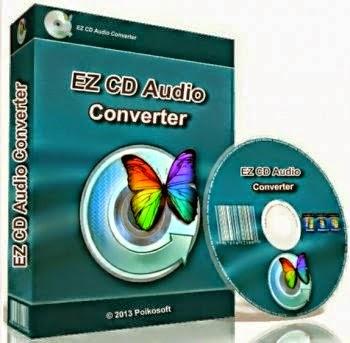 تحميل برنامج EZ CD Audio Converter Free 2.3.5