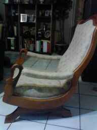 Gooseneck Rocking Chair for Sale http://serbagunamarine.com/ebay-image-1-antique-swan-neck-rocking-chair.html