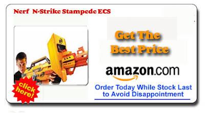 buy Nerf N-Strike Stampede ECS