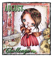 August Challenge -  Happy Birthday/Anniversary!