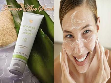 Thành phần Forever Aloe Scrub® Sữa rửa mặt và toàn thân có cát