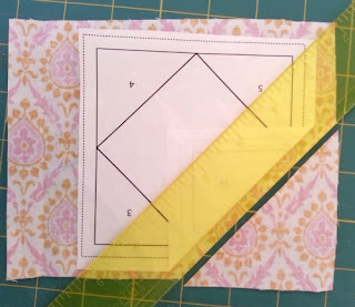 fpp+2 National Sewing Month 2012: Foundation Paper Pieceing Tutorial