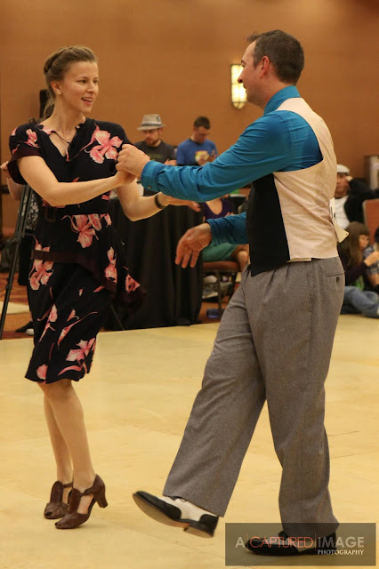 Competitions for balboa dancing