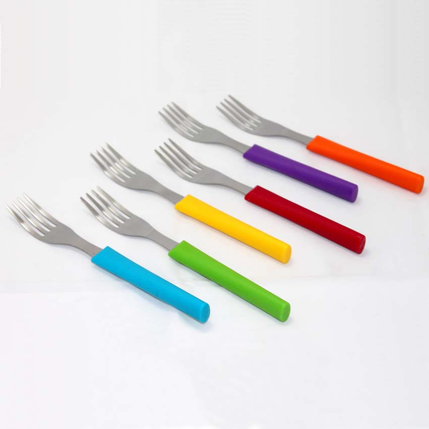 OX-601 Rainbow Fork Set Oxone 6Pcs
