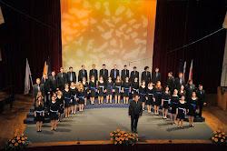 akademski pevski zbor univerze na primorskem