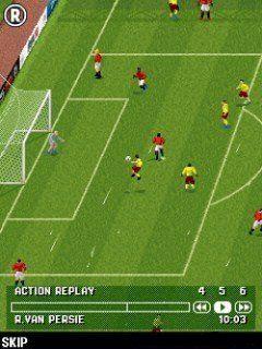 Game bóng đá Fifa 2013 Java cho điện thoại