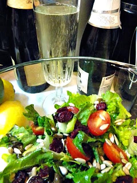 Champagne vinegar dressing pictures