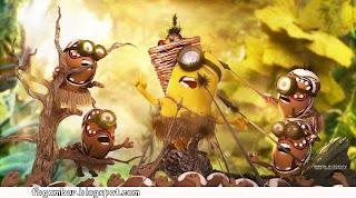 Kumpulan Gambar Lucu Minion Menguasai Dunia