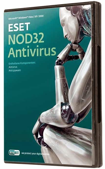 Free Download ESET NOD32 Antivirus 7.0.317.4 (x86x64) + LifeTime Crack