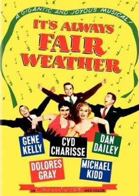 fliXposed: It's Always Fair Weather (1955) - Star of the ... Its Always Fair Weather