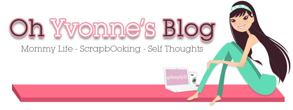 Yvonne's Blog