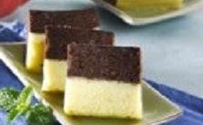 Resep Kue Brownis Spesial Kentang dan Cokelat