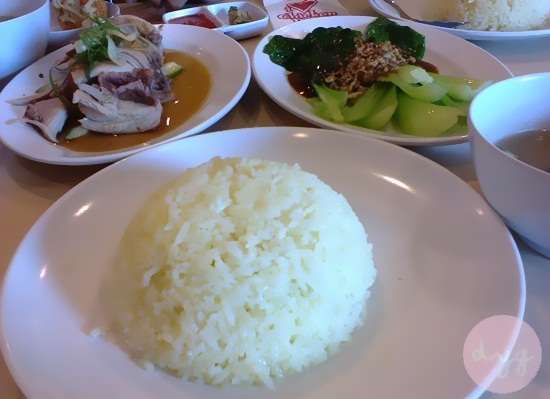 Nasi Ayam Best Di Chicken Rice Shop