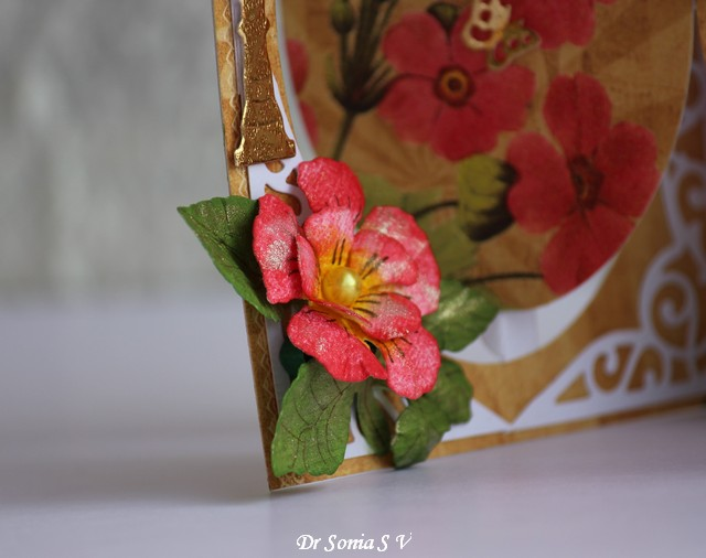 Cards crafts kids projects 5 1 15 6 1 15 for Handmade paper flowers tutorial