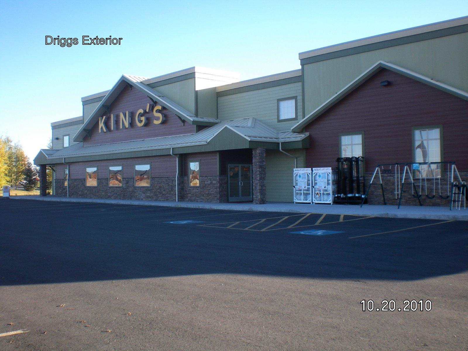 Kings Discount Store