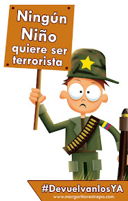 Kinderen worden niet vrijgelaten door FARC