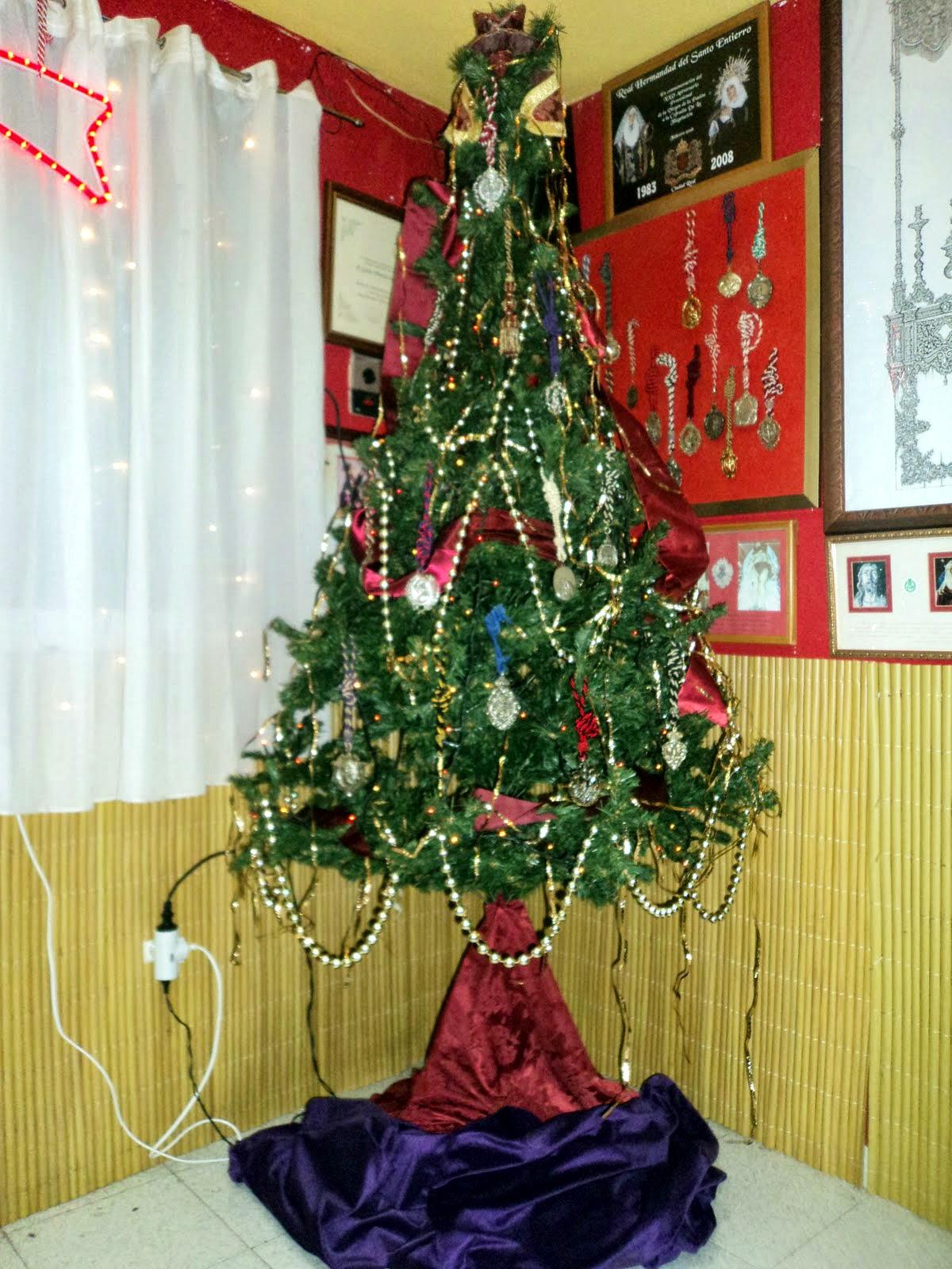 Cofrad a de la flagelaci n cena buffet con motivo de la - Motivos de la navidad ...