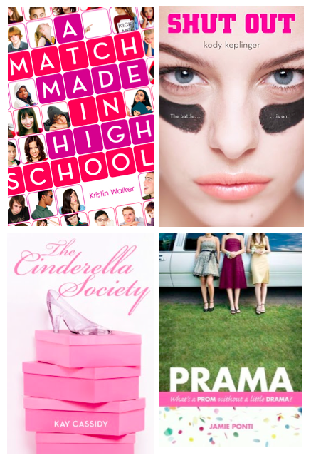 Smells Like Teen Spirit... High School Novels !