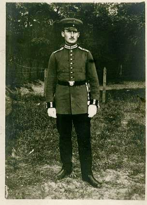 Mein Großvater 1913