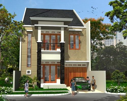 Desain Rumah Minimalis Mewah Dan Modern