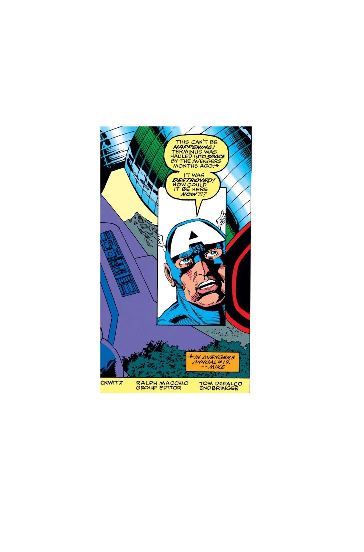 Captain America (1968) Issue #417 #366 - English 6