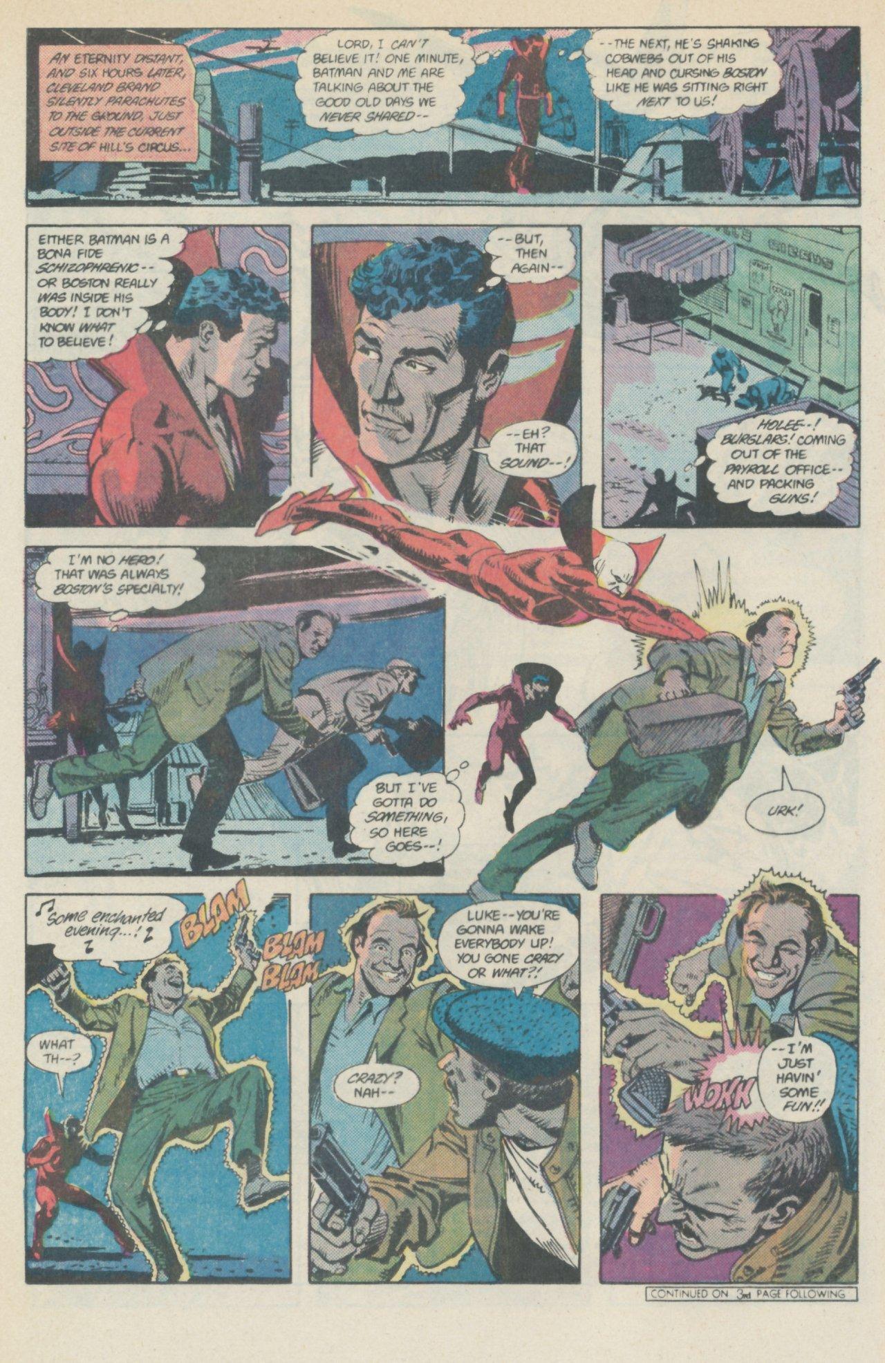 Deadman (1986) #1 #4 - English 13