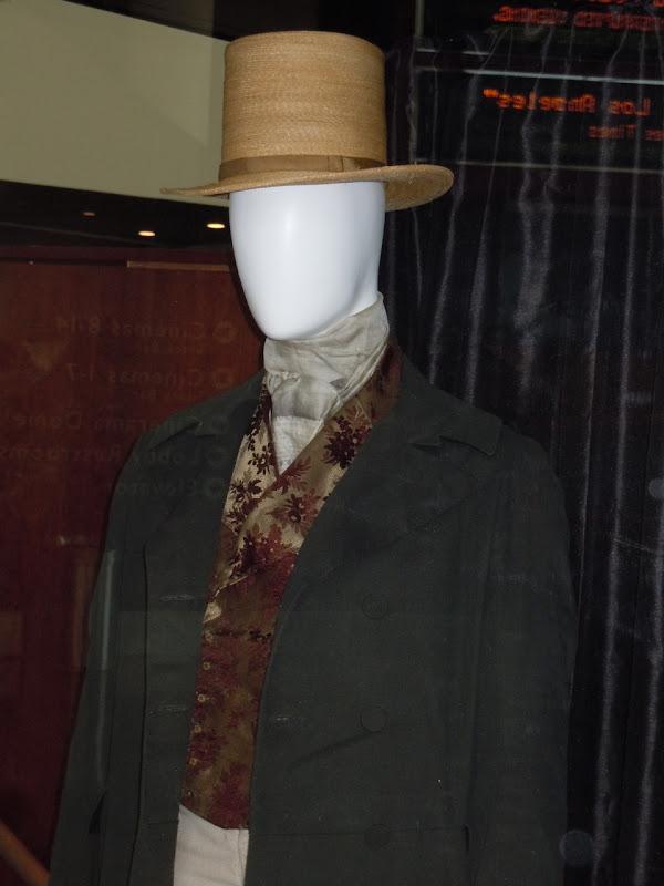 Michael Fassbender Jane Eyre costume