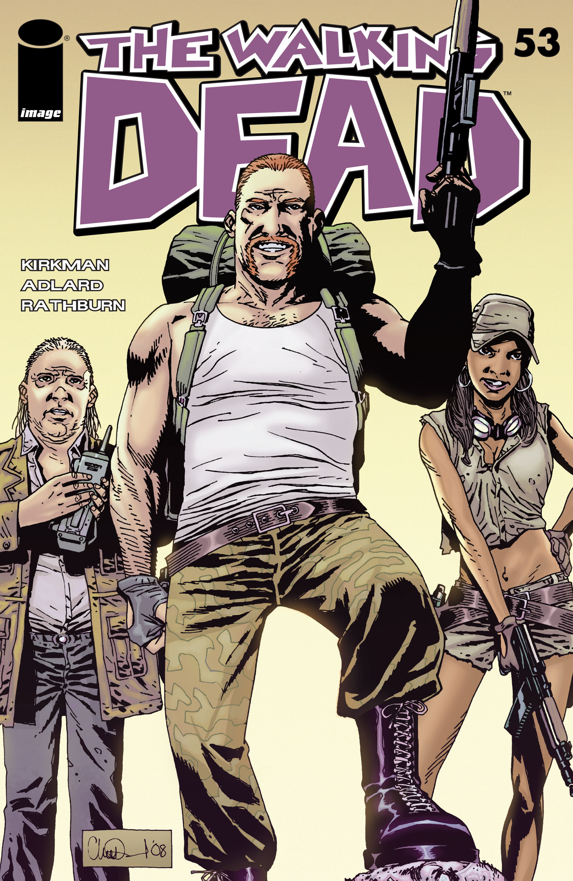 The Walking Dead 53 Page 1