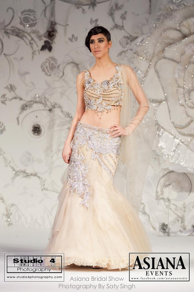 Frontier Raas at the Asiana Bridal Show London 2012