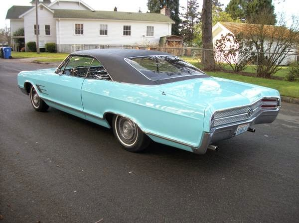 1965 buick wildcat for sale buy american muscle car for American muscle cars for sale