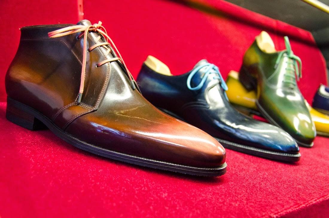 Maison Clairvoy - chaussures sur mesure
