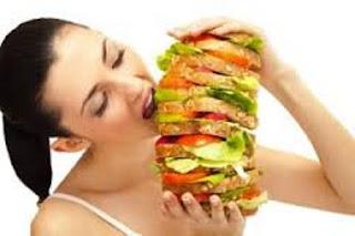6 Cara Sederhana Menekan Nafsu Makan