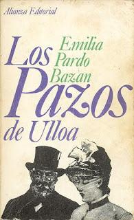 """""""Los pazos de Ulloa""""  de Emilio Pardo Bazán."""
