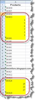 VBA: Cómo insertar filas. El métod Insert.