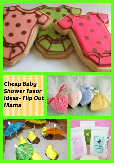 Just Had A Baby Gift Ideas : Flip out mama how to have an awesome baby shower for cheap