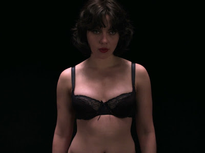 Scarlett Johansson nude in Under The Skin movie