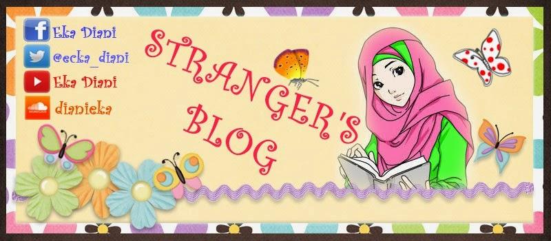 Stranger's Blog