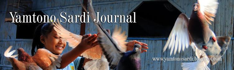 Yamtono Sardi Journal