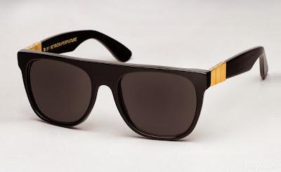 Stylish Look of Flat Top Sunglasses