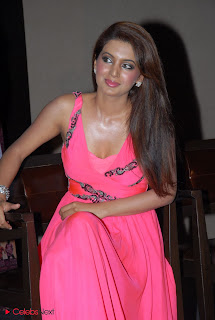 Geeta Basra Latest  Pictures in Pink Dress at Zilla Ghaziabad Audio Release Function ~ Celebs Next