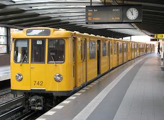 metro Berlín S-Bahn